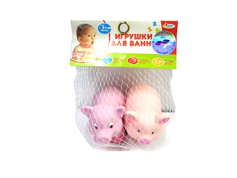 Набор игрушек Играем вместе Свинки LXB104-410 фото