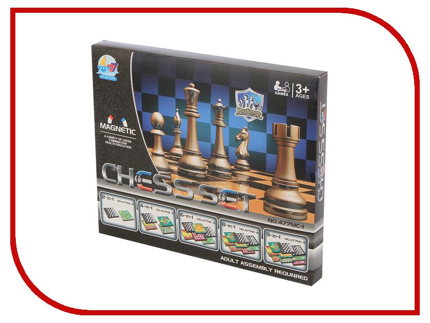 Игра Veld-Co Шахматы магнитные 72046 игра veld co набор доктора 71137