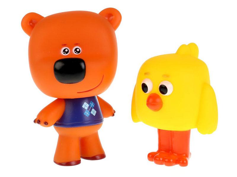 Игрушка Набор игрушек Играем вместе Мимимишки Цыпа и Кеша LX-M307