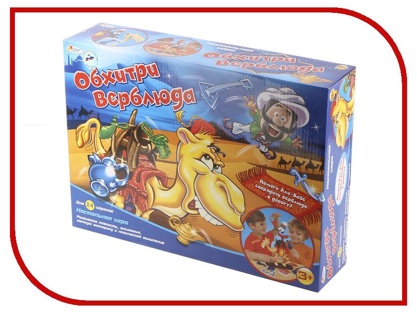 Настольная игра Играем вместе Обхитри верблюда B662644-R настольные игры играем вместе игра настольная футбол