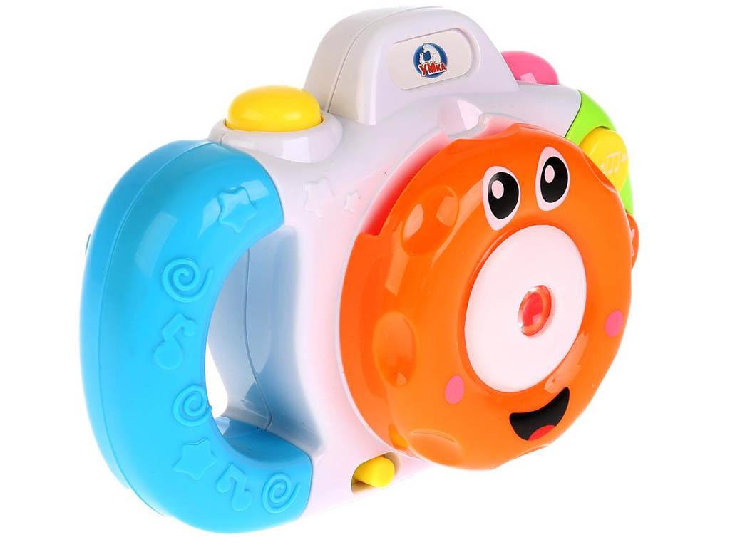лучшая цена Игрушка Умка Фотоаппарат-проектор B1305224-R