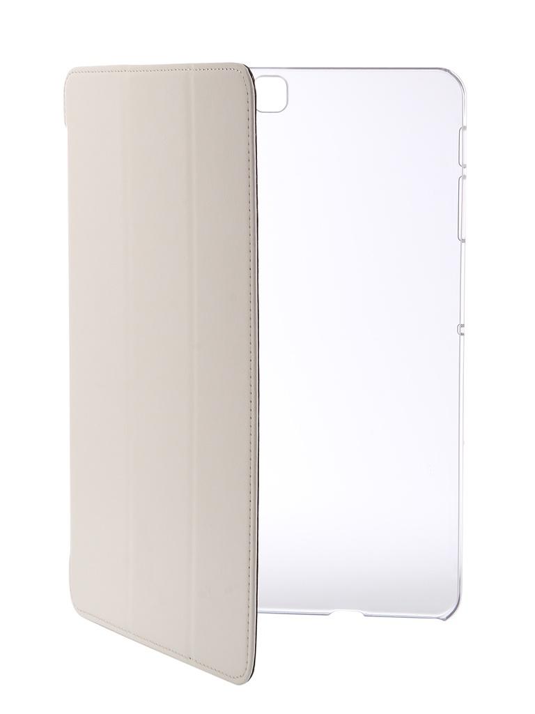 Аксессуар Чехол iBox для Samsung Galaxy Tab S2 T815/T819 LTE 9.7 Premium White-Transparent УТ000007717 ibox ут000005622 white