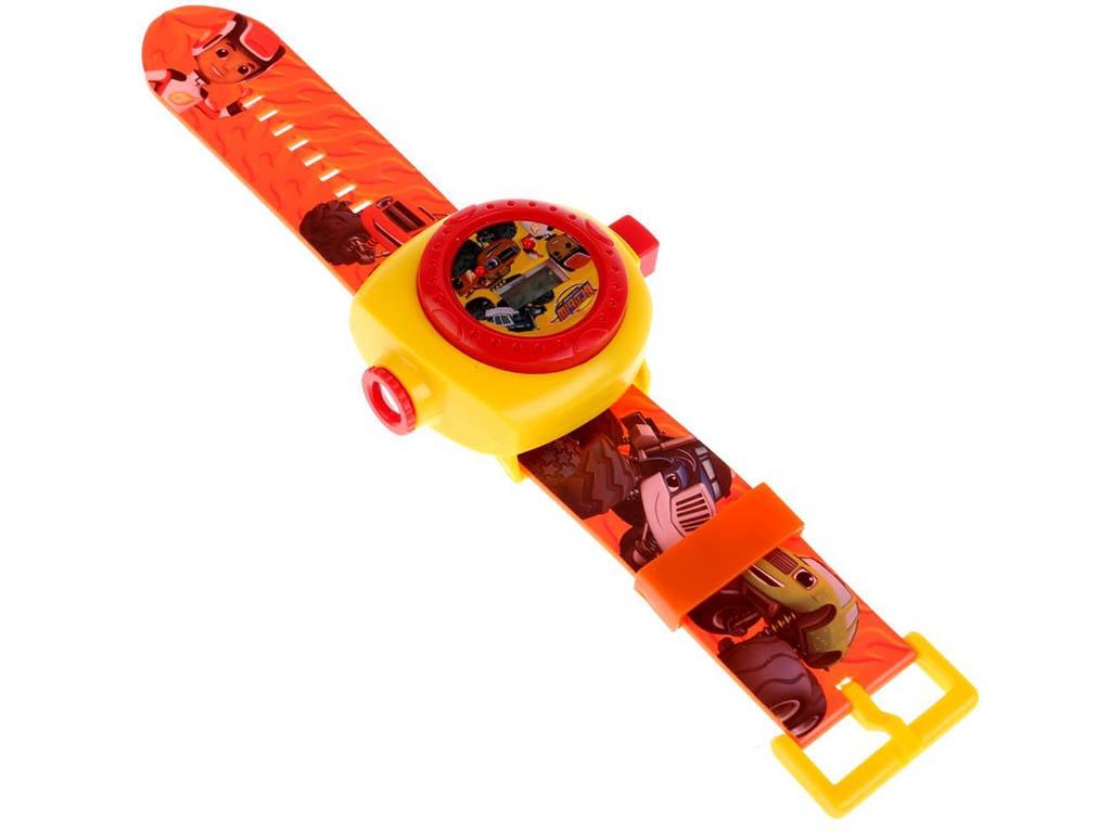 Игрушка Умка Часы с проекцией Вспыш B1266129-R13