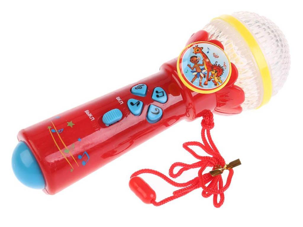 все цены на Детский музыкальный инструмент Умка Микрофон B1252960-R2 онлайн
