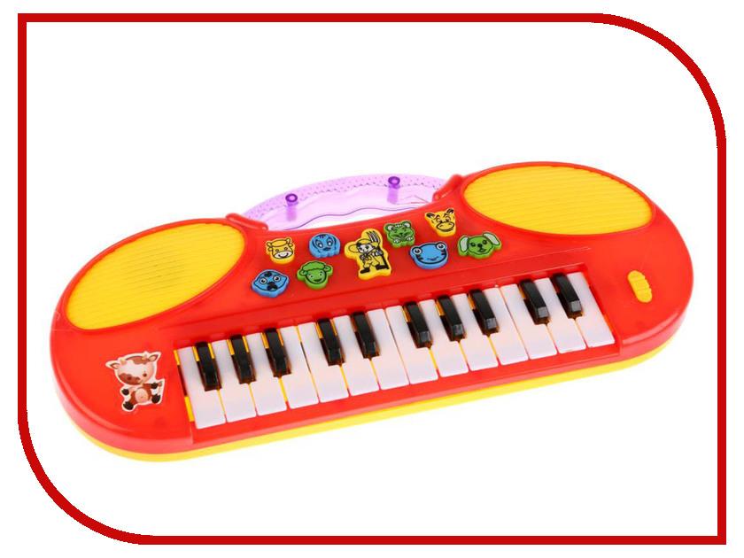 Детский музыкальный инструмент Умка Пианино 1003M095 детский ударный музыкальный инструмент orff