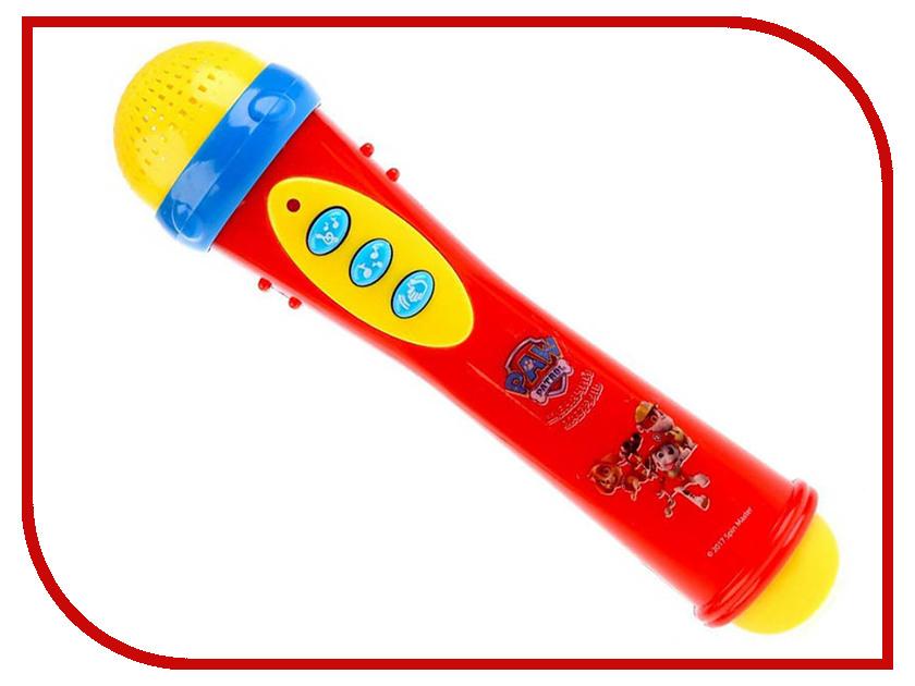 Детский музыкальный инструмент Умка Микрофон B1082812-R15
