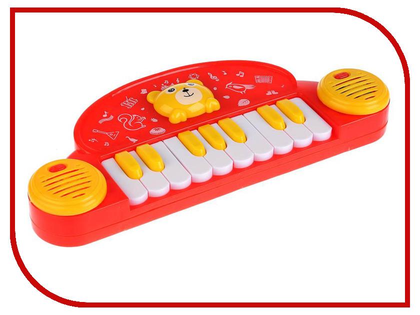 Детский музыкальный инструмент Умка Пианино B1525358-R детский музыкальный инструмент умка пианино b1434781 r1 252448