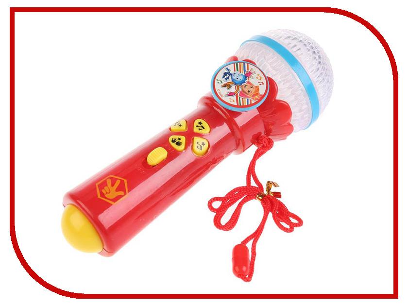 Детский музыкальный инструмент Умка Микрофон B1252960-R9 детский музыкальный инструмент умка электрогитара 1312m144