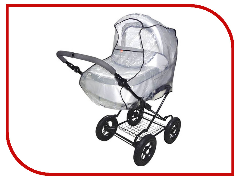 Дождевик для коляски-люльки Витоша 1334607 коляски люльки reindeer prestige wiklina eco line с конвертом