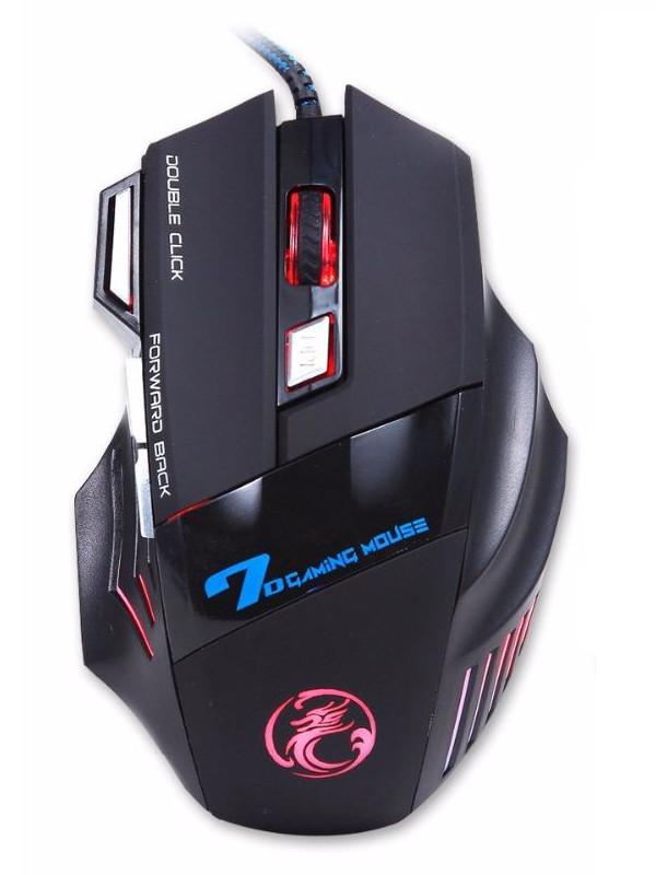 Мышь IMice X7-B Black