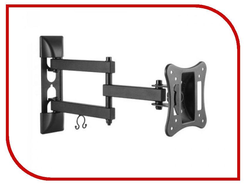 Кронштейн iTECHmount LCD33B (до 15кг) Black кронштейн itechmount mbs 12f до 8кг black