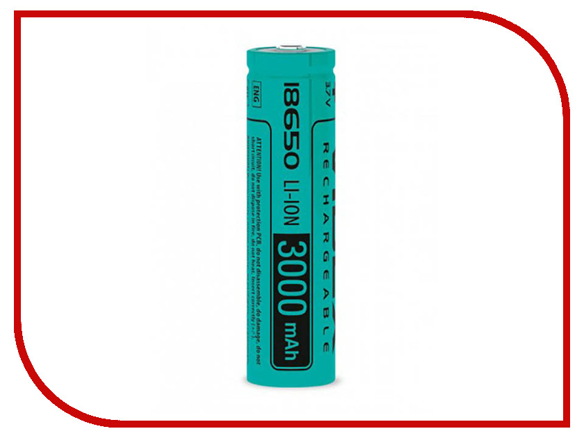 Аккумулятор Videx 18650 3000 mAh Li-ion VID-18650-3.0-NP cheap 2pcs 100% new original 18650 3 7v 3000mah 18650 lithium rechargeable battery for led torch flashlight batteries
