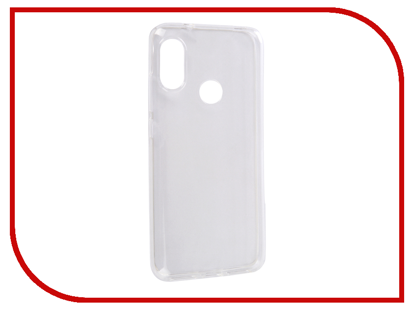 Аксессуар Чехол для Xiaomi Mi A2 Lite Media Gadget Essential Clear Cover Transparent ECCXMA2LTR bill bailey manchester