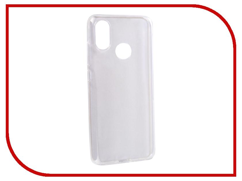 Аксессуар Чехол для Xiaomi Mi 8 Media Gadget Essential Clear Cover Transparent ECCXM8TR collins essential chinese dictionary