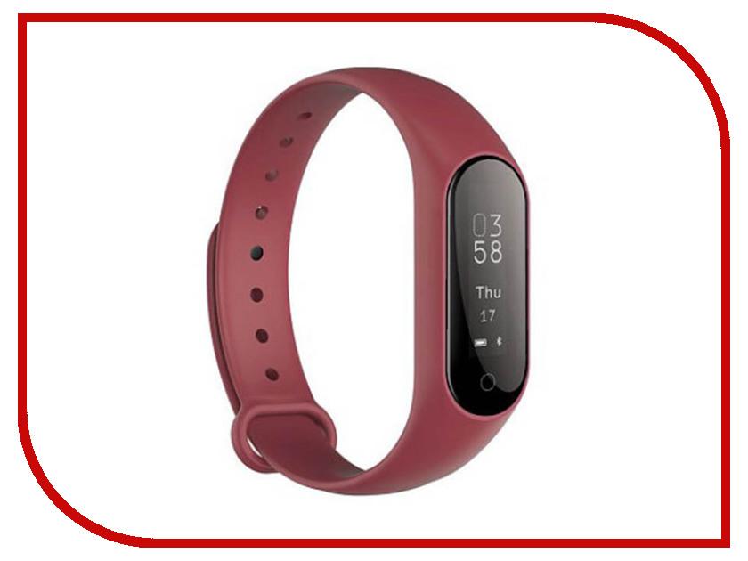 Купить Умный браслет Smarterra FitMaster2 Red SMFT-02RD
