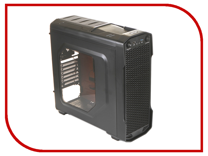 Корпус Cougar MX310 ATX без БП Black 385MMJ0.0001