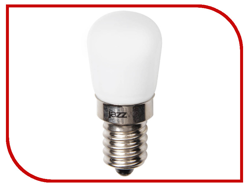 Лампочка Jazzway T22 15W E14 220V jazzway ptl 1128 red