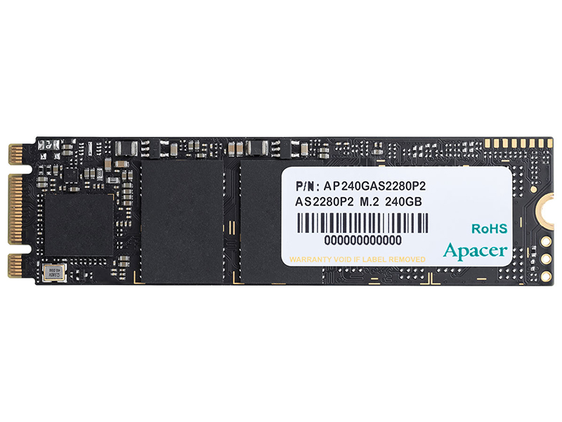 Жесткий диск Apacer AS2280P2 AP240GAS2280P2-1 240GB