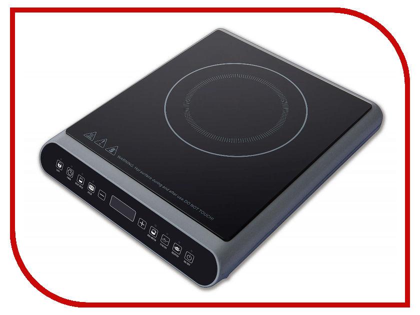 Плита Gemlux GL-IP50A gemlux gl ip3535 silver black плитка электрическая