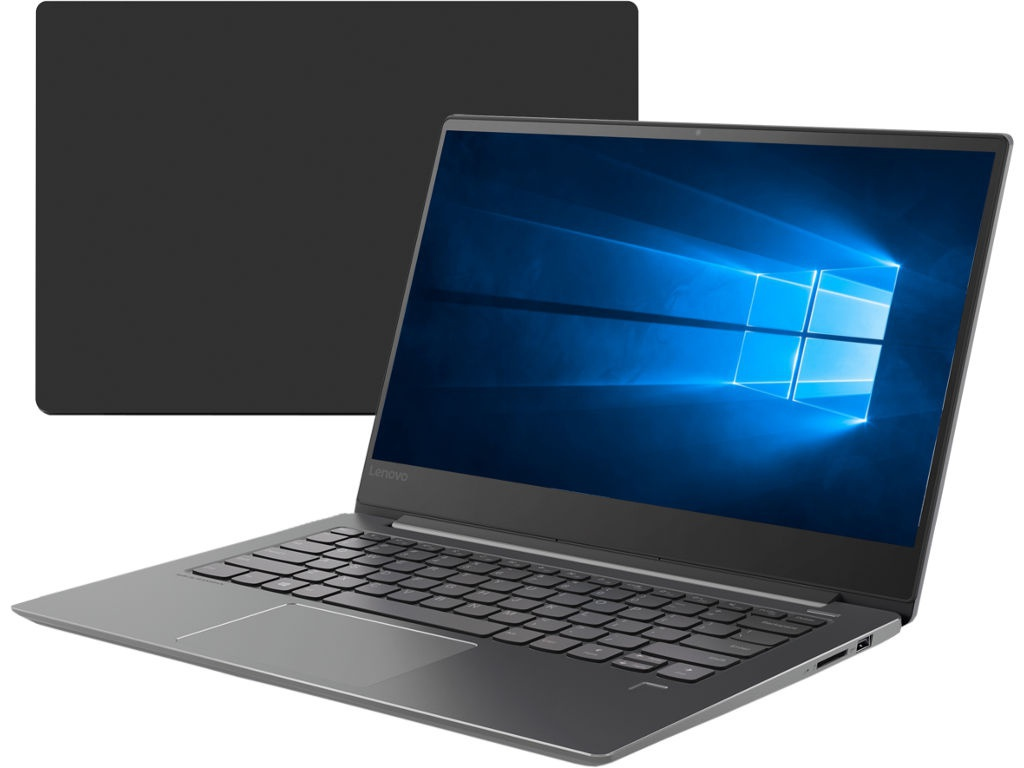 Ноутбук Lenovo IdeaPad 530S-14IKB Black 81EU00BFRU (Intel Core i7-8550U 1.8 GHz/8192Mb/256Gb SSD/Intel HD Graphics/Wi-Fi/Bluetooth/Cam/14.0/2560x1440/Windows 10 Home 64-bit)