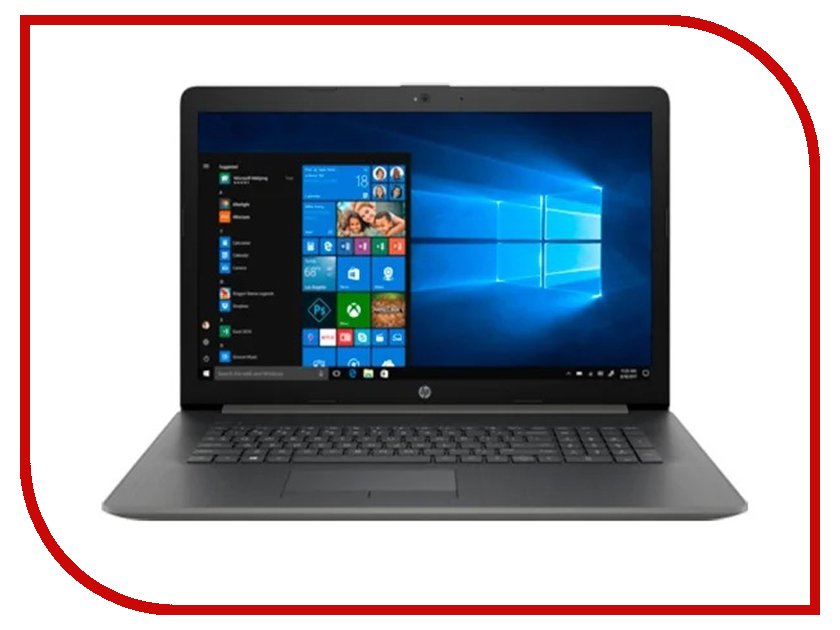 Ноутбук HP 17-ca0027ur 4JW44EA Smoke Gray (AMD Ryzen 5 2500U 2.0GHz/8192Mb/1000Gb + 128Gb SSD/DVD-RW/AMD Radeon Vega 8/Wi-Fi/Cam/17.3/1600x900/Windows 10 64-bit) кабель high quality beats studio solo mixr 3 5mm page 9
