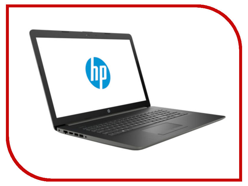 Ноутбук HP 17-ca0021ur 4JX98EA Smoke Gray (AMD Ryzen 3 2200U 2.5GHz/8192Mb/1000Gb/DVD-RW/AMD Radeon 530 2048Mb/Wi-Fi/Cam/17.3/1600x900/Windows 10 64-bit) ноутбук hp 15 bw045ur 2bt64ea amd a6 9220 2 5 ghz 4096mb 1000gb dvd rw amd radeon 520 2048mb wi fi bluetooth cam 15 6 1960x1080 windows 10 64 bit