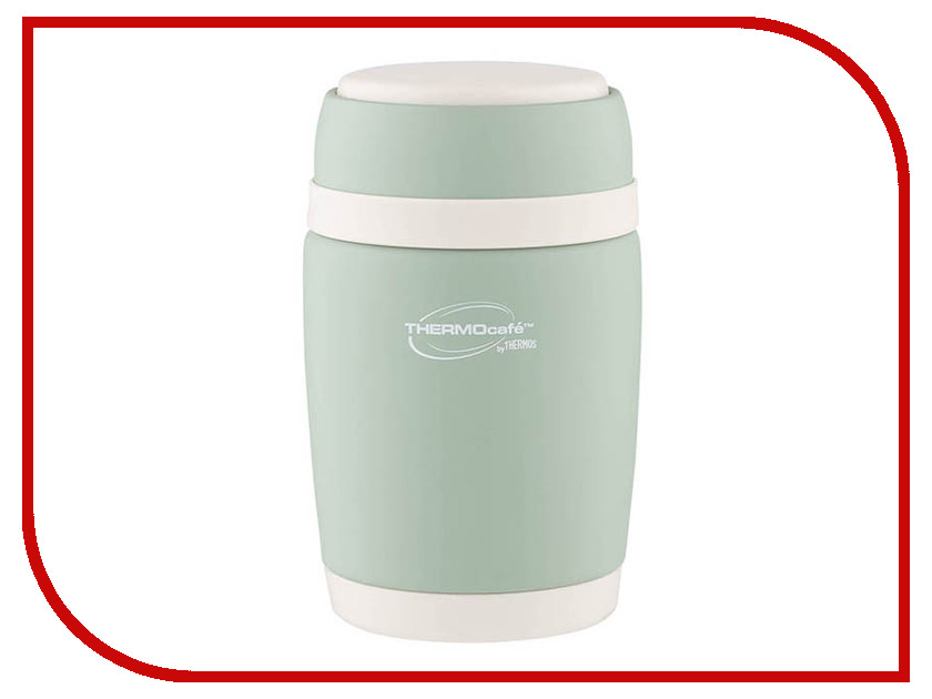 Термос Thermos ThermoCafe DETC-400 Food Jar 400ml 158680 термосумки thermos аккумулятор холода medium size freezing board 400 г