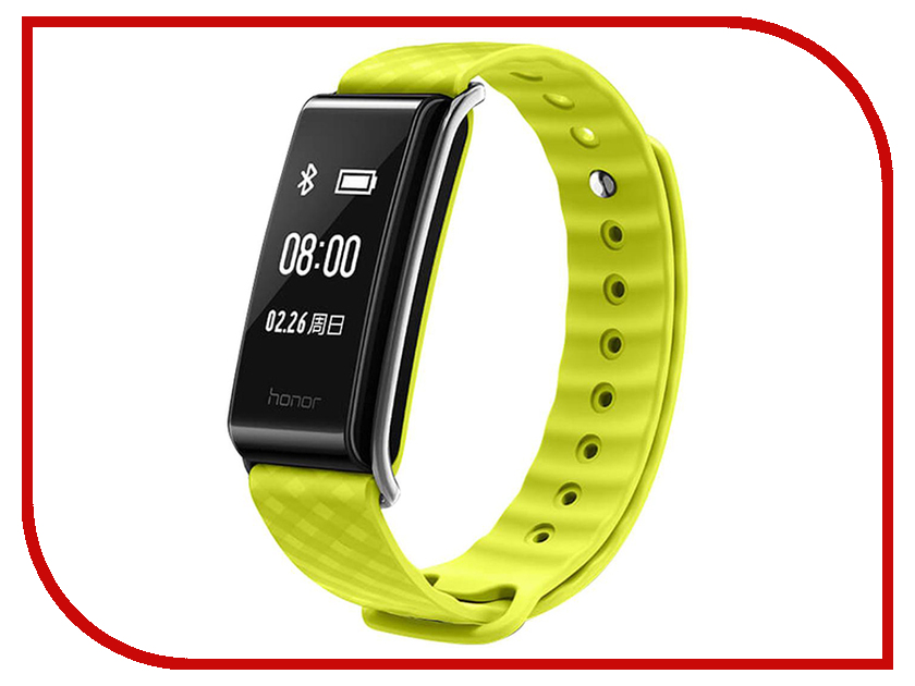 цена на Умный браслет Huawei Honor Band A2 Green