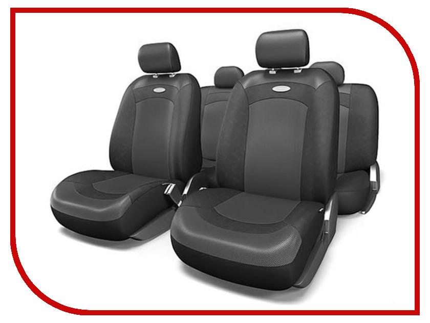 все цены на Чехлы на сиденье Autoprofi Extreme Black-Black XTR-803 BK/BK M