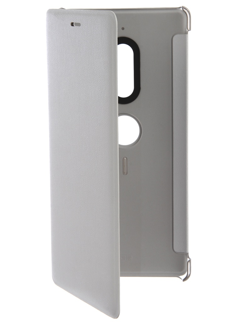 Аксессуар Чехол для Sony Xperia XZ2 Silver SCSH40