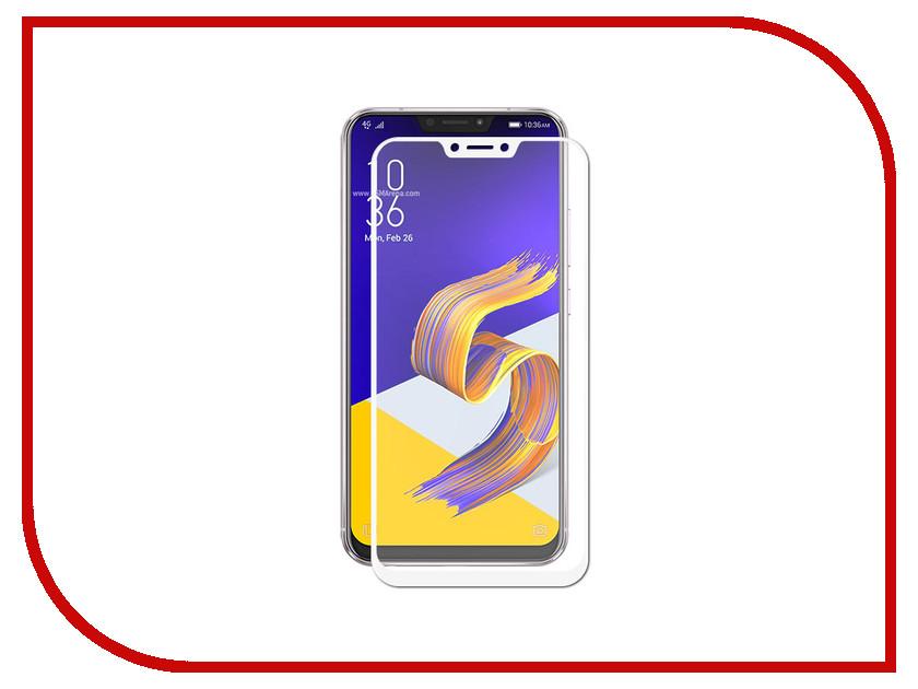 Аксессуар Защитное стекло для ASUS Zenfone 5Z ZS620KL Zibelino TG Full Screen White ZTG-FS-ASU-ZS620KL-WHT хомут ekf plc c o 3 6x200