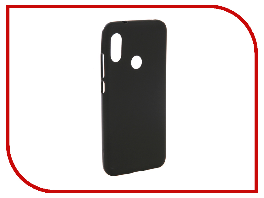 Аксессуар Чехол для Xiaomi Mi A2 Lite / Redmi 6 Pro Svekla Silicone Black SV-XIREDA2L-MBL аксессуар чехол для samsung galaxy a5 2017 a520f svekla silicone black sv sga520f mbl