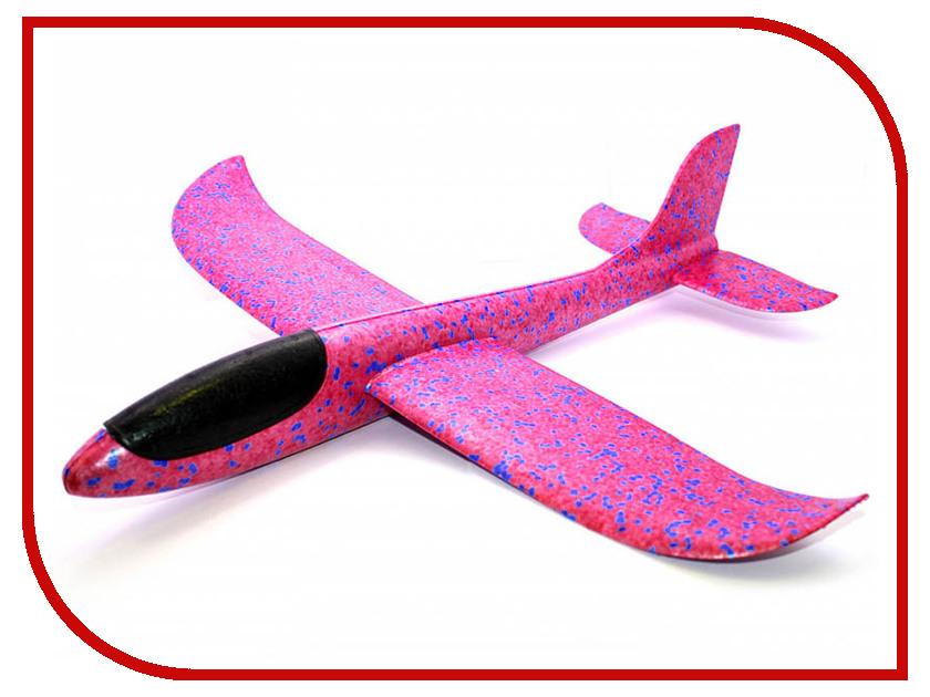 Игрушка Bradex Планер Самолет ТУ 134 Pink Размах крыльев 48cm DE 0342 a50l 0001 0342 2mbi200tc 060 1