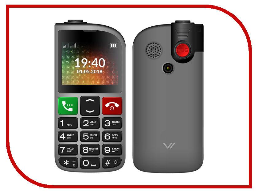 Сотовый телефон Vertex C315 Grey