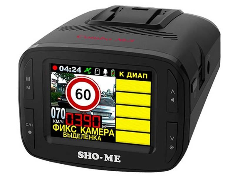 Видеорегистратор Sho-Me Combo №3 iCatch