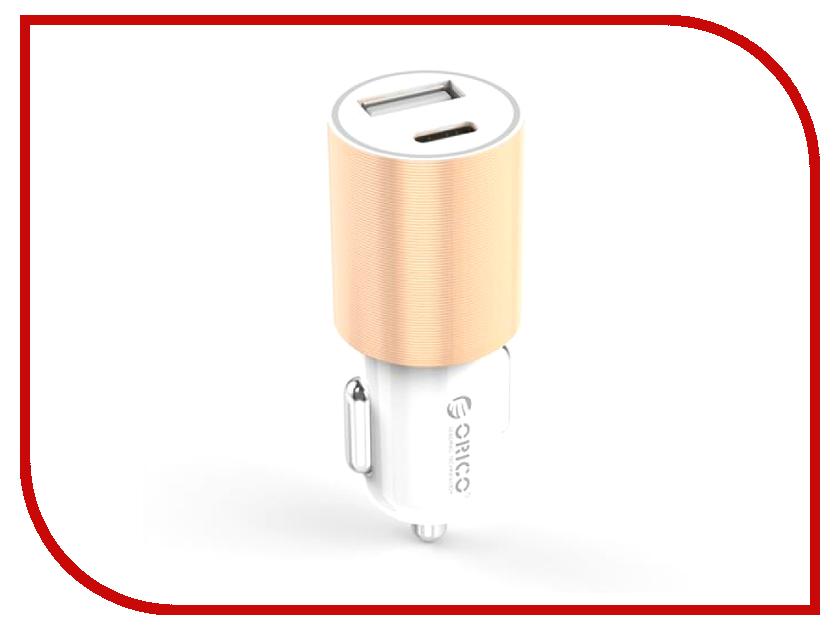 все цены на Зарядное устройство Orico UCF-2U-GD Gold