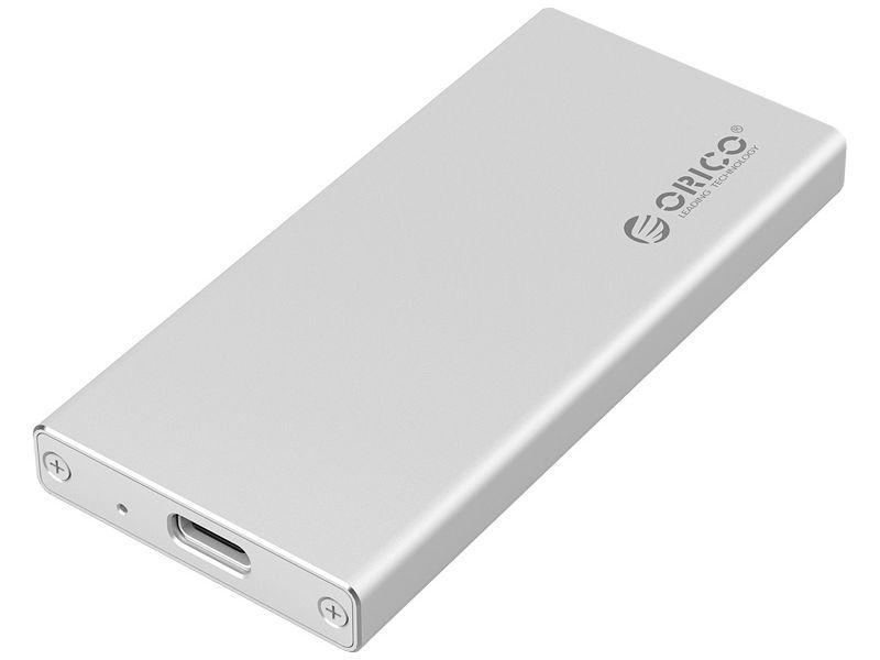 Внешний корпус для SSD Orico MSA-UC3 Silver