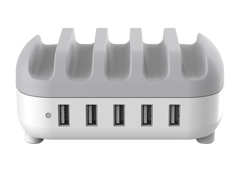 Зарядное устройство Orico DUK-5P White