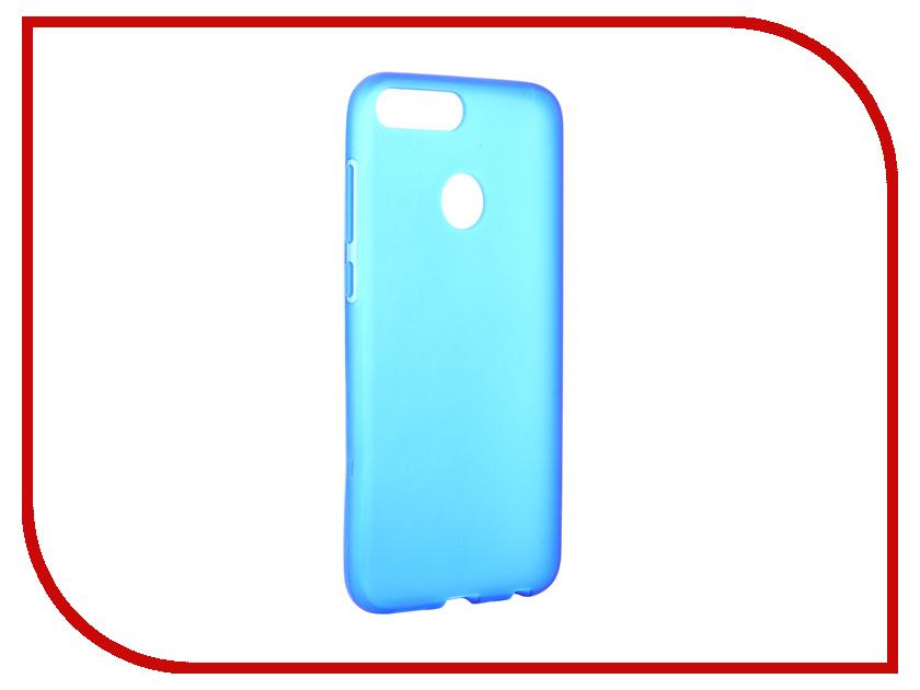Аксессуар Чехол для Huawei Honor 9 Lite Activ Mate Blue 84908