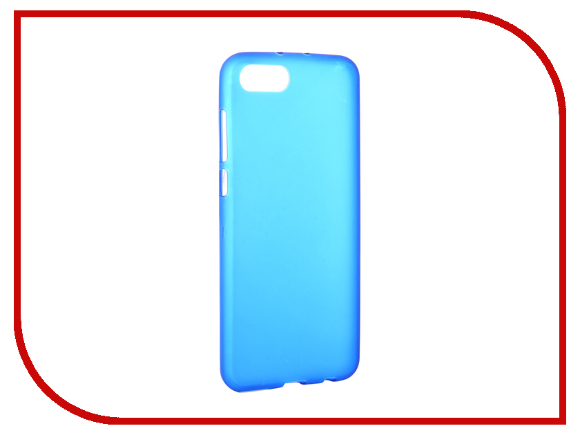 Аксессуар Чехол для Huawei Honor View 10 Activ Mate Blue 84920 аксессуар чехол philips v526 lte activ flip case leather blue 55395