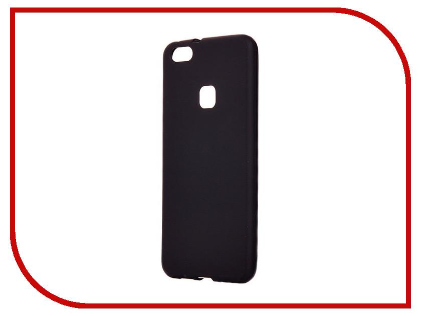 Аксессуар Чехол для Huawei P10 Lite Activ Mate Black 70505 аксессуар чехол накладка lenovo s939 activ