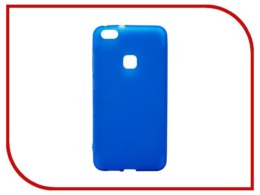 купить Аксессуар Чехол для Huawei P10 Lite Activ Mate Blue 84083 по цене 543 рублей