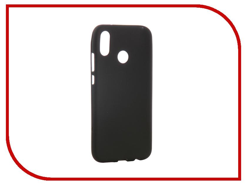 Аксессуар Чехол для Huawei P20 Lite Activ Mate Black 84909 аксессуар