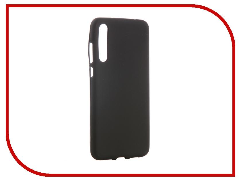 Аксессуар Чехол для Huawei P20 Pro Activ Mate Black 84913 аксессуар чехол накладка lenovo s939 activ