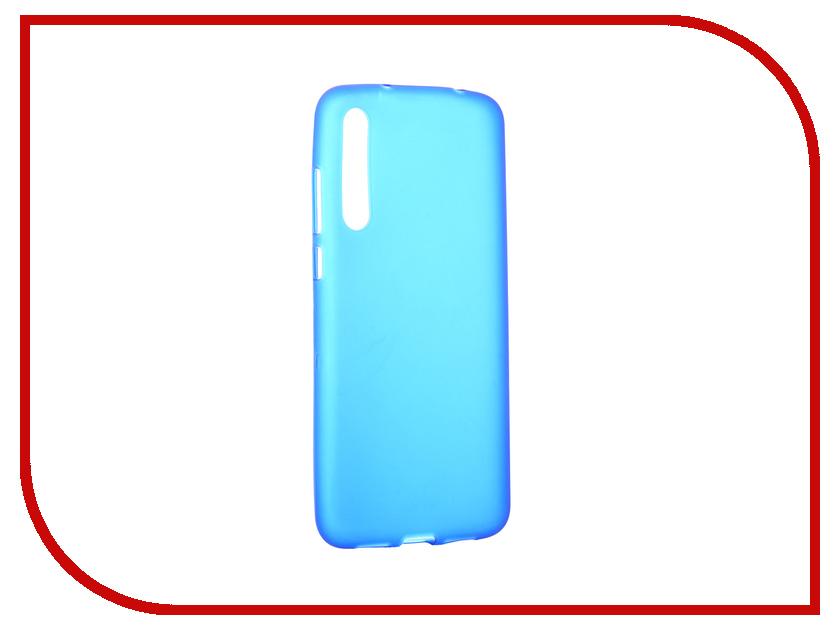 Аксессуар Чехол для Huawei P20 Pro Activ Mate Blue 84914 аксессуар чехол накладка lenovo s939 activ