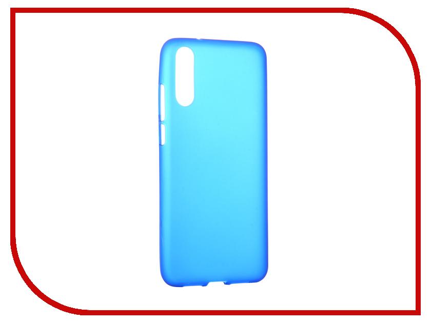 Аксессуар Чехол для Huawei P20 Activ Mate Blue 84912