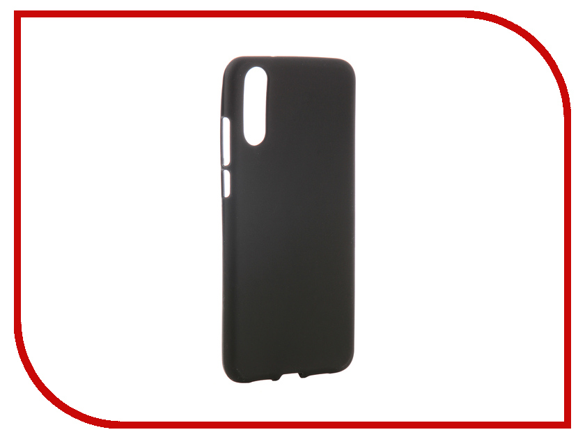 Аксессуар Чехол для Huawei P20 Activ Mate Black 84911 аксессуар чехол аккумулятор activ jlw 7gd для iphone 7 8 3000mah black 77553
