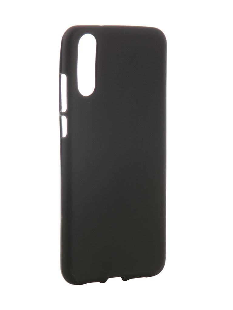 Аксессуар Чехол Activ для Huawei P20 Mate Black 84911 аксессуар чехол lenovo p70 activ flip case leather black 46520