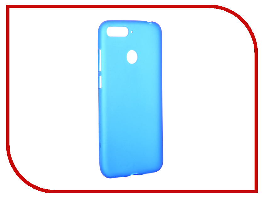 Аксессуар Чехол для Huawei Y6 Prime 2018 Activ Mate Blue 84924 ball screw sfu rm 1610 1500mm ballscrew with end machined 1610 ballnut bk bf12 end support for cnc