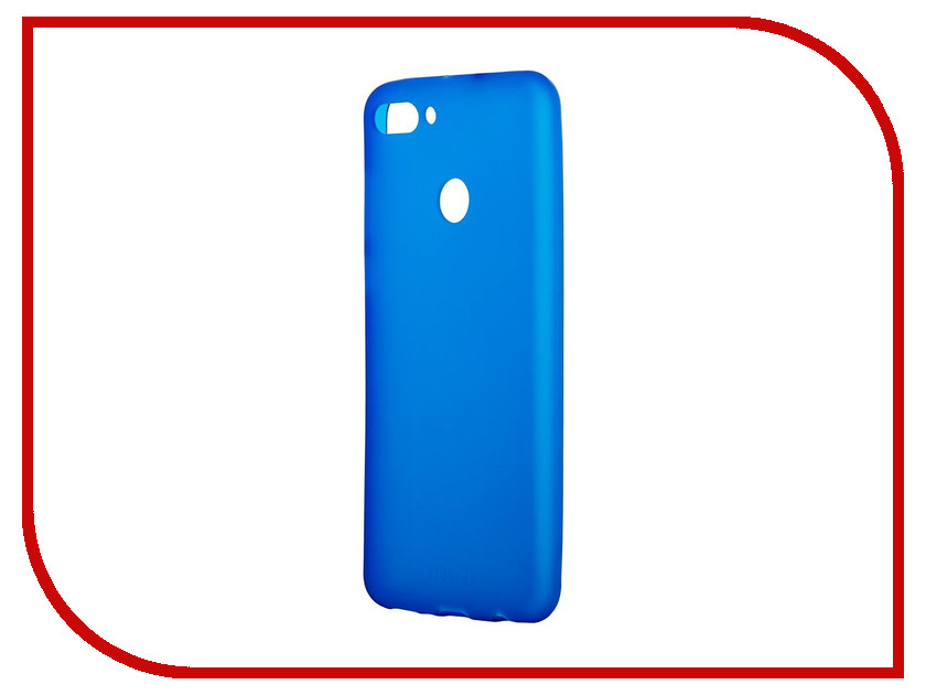 Аксессуар Чехол для Huawei Y9 2018 Activ Mate Blue 84916